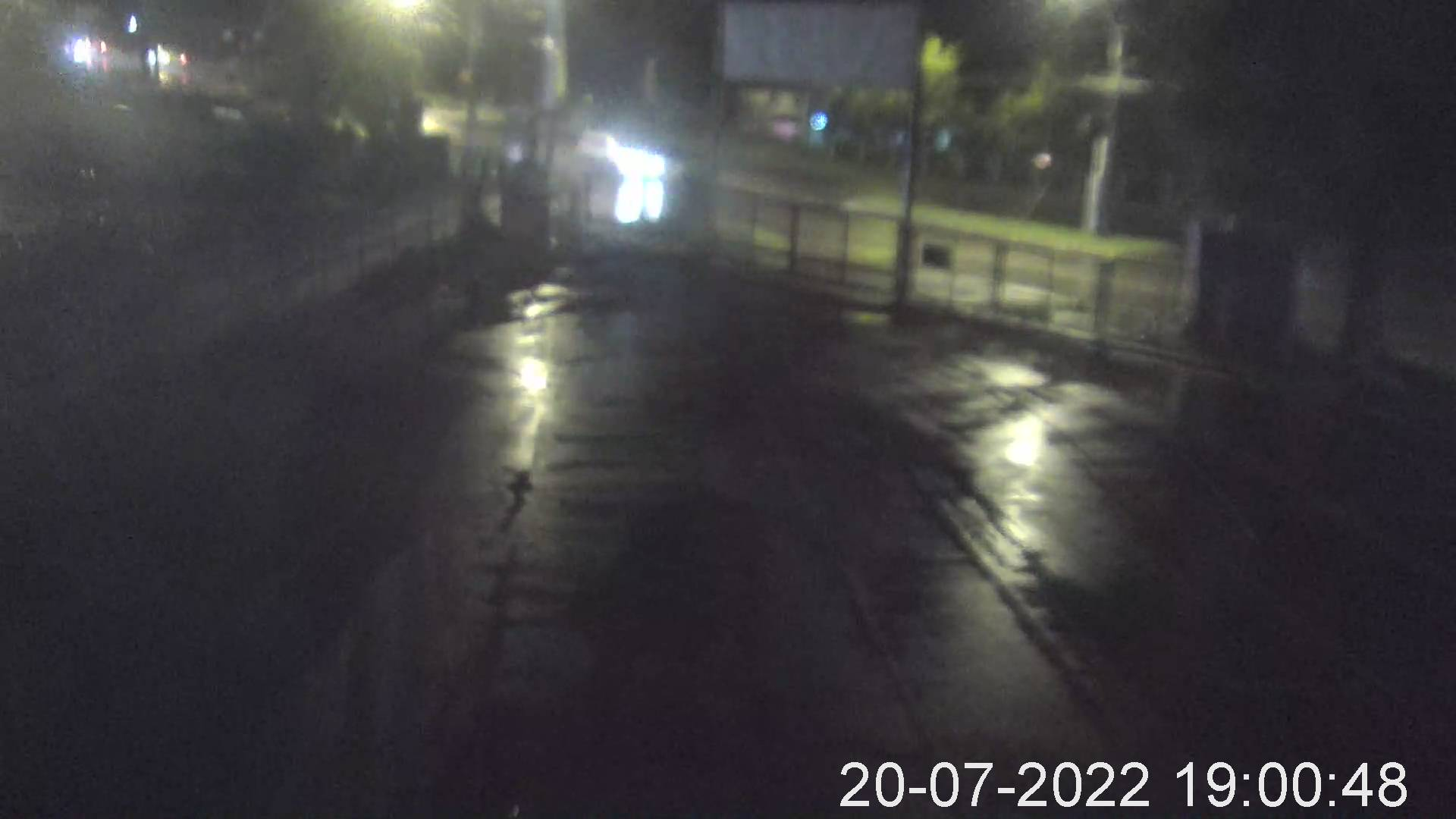 Planta de Revisión Técnica en Villarrica